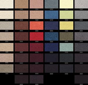 Ткань алькантара цвета