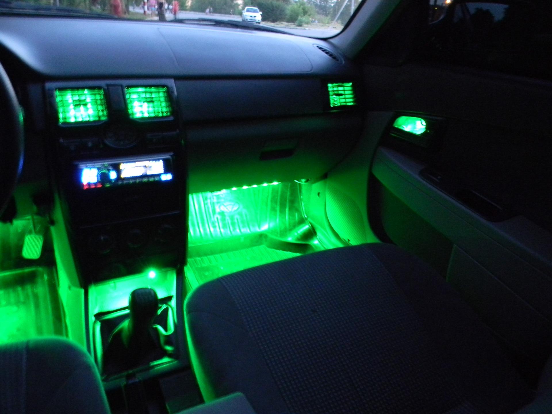 Тюнинг автомобилей подсветка своими руками авто тюнинг volkswagen golf 4